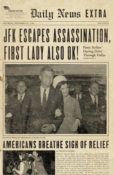 Back cover of <i>11/22/63</i>.
