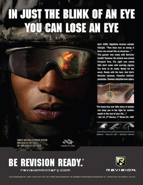 Image: Courtesy of Revision Military