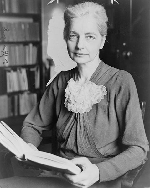 Ruth Benedict. Library of Congress / Wikimedia Commons
