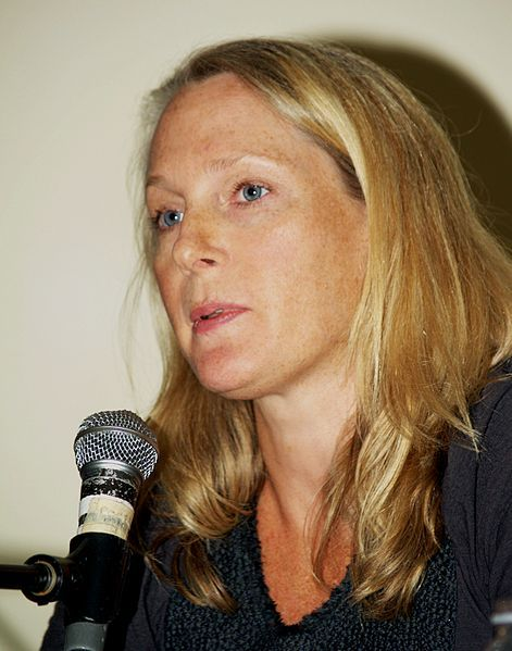 Piper Kerman (2010). David Shankbone / Wikimedia Commons