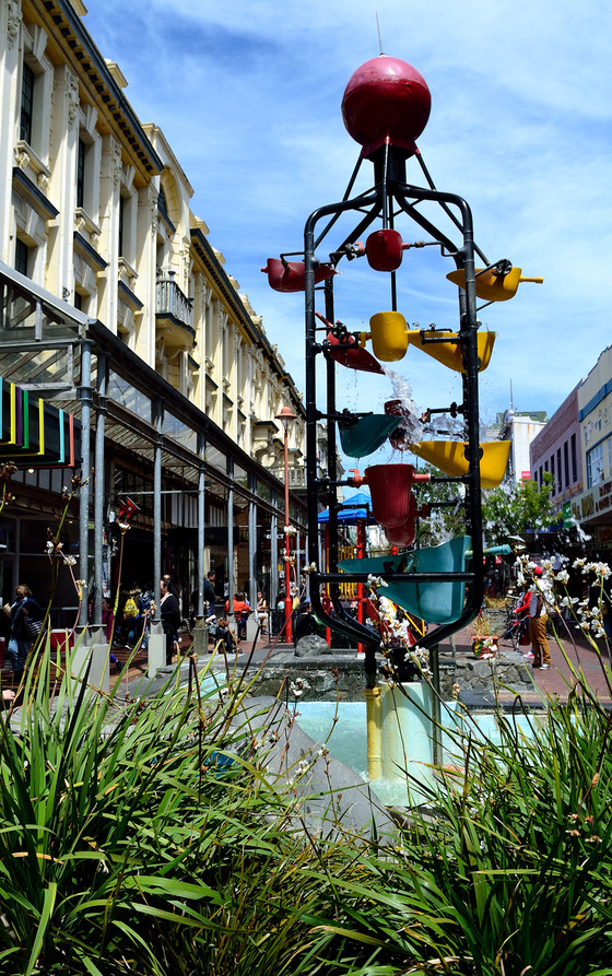 """<a href=""""https://www.flickr.com/photos/buffymay37"""" target=""""new""""><i>The Mighty Bucket Fountain</i></a>. Photograph by Buffy May Nichols / Flickr"""