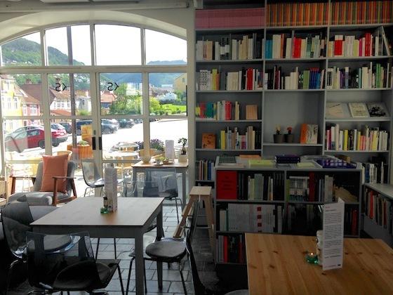 <i>The HKS café</i> (2015). Photograph by author