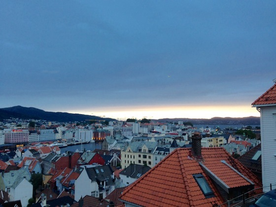 <i>Bergen</i> (2015). Photograph by author