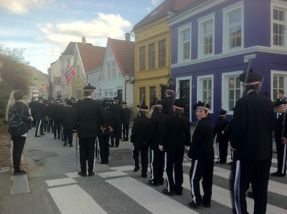 <i>Norway Day parade</i> (2015). Photograph by G. Douglas Barrett