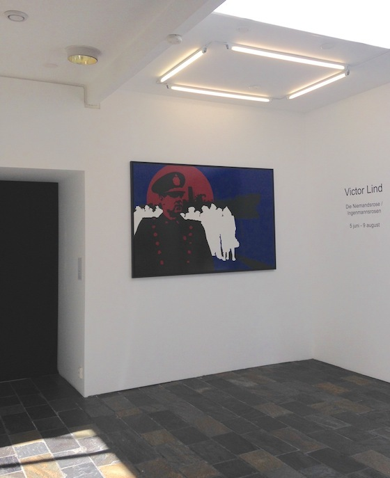 <i>An HKS exhibition space</i> (2015). Photograph by author