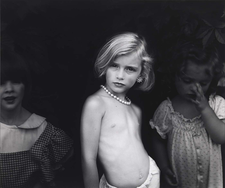 """Jessie at Five"" by Sally Mann"