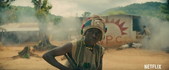 <i>Abraham Attah as Agu</i>