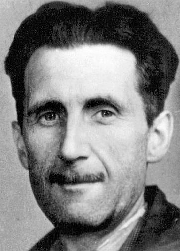<i>George Orwell press photo, 1933</i>. Photograph by Branch of the National Union of Journalists/Wikimedia