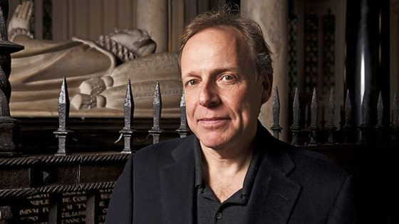 James Shapiro in the 2012 BBC4 miniseries, <i>The King and the Playwright: A Jacobean History</i>