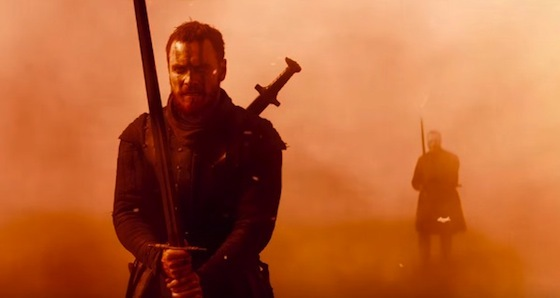 Michael Fassbender in Justin Kurzels <i>Macbeth</i>