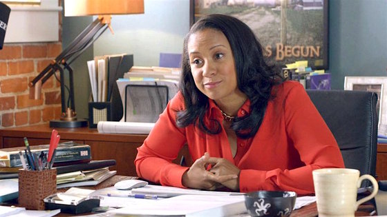 Tracie Thoms as Susan Cheryl, <i>Love</i>, Season 1