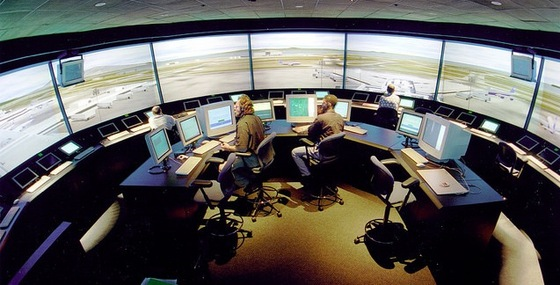 <i>NASA's Virtual Airport</i>. NASA on The Commons / Flickr