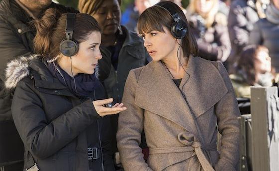 From left, Rachel (Shiri Appleby) and Quinn (Constance Zimmer)