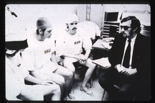 The Stanford Prison Experiment becomes a reality TV show on the BBC.