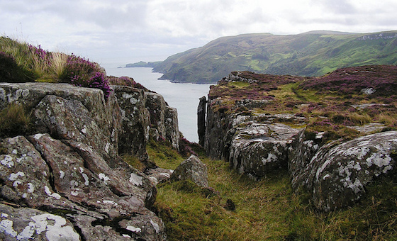 <i>Murlough Bay, County Atrim, Northern Ireland</i> (2004). Photograph by Aidan McMichael / Flickr