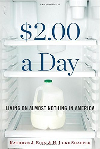 Book Talk on Living on Almost Nothing in America