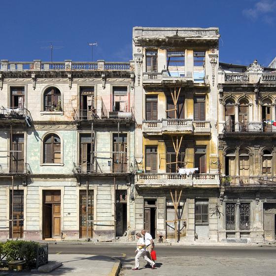 <i>Havana, 2010</i>. Photograph by Amaury Henderick / Flickr