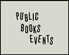 Public Books Event