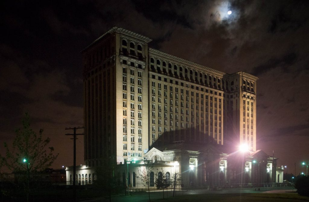 Michigan Central Rail Road Station, Detroit (2013)