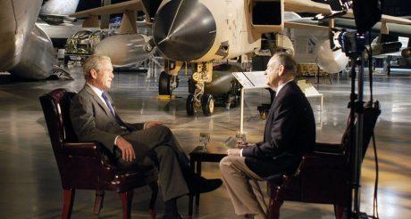 Bill O'Reilly interviews former President George W. Bush, November 2010