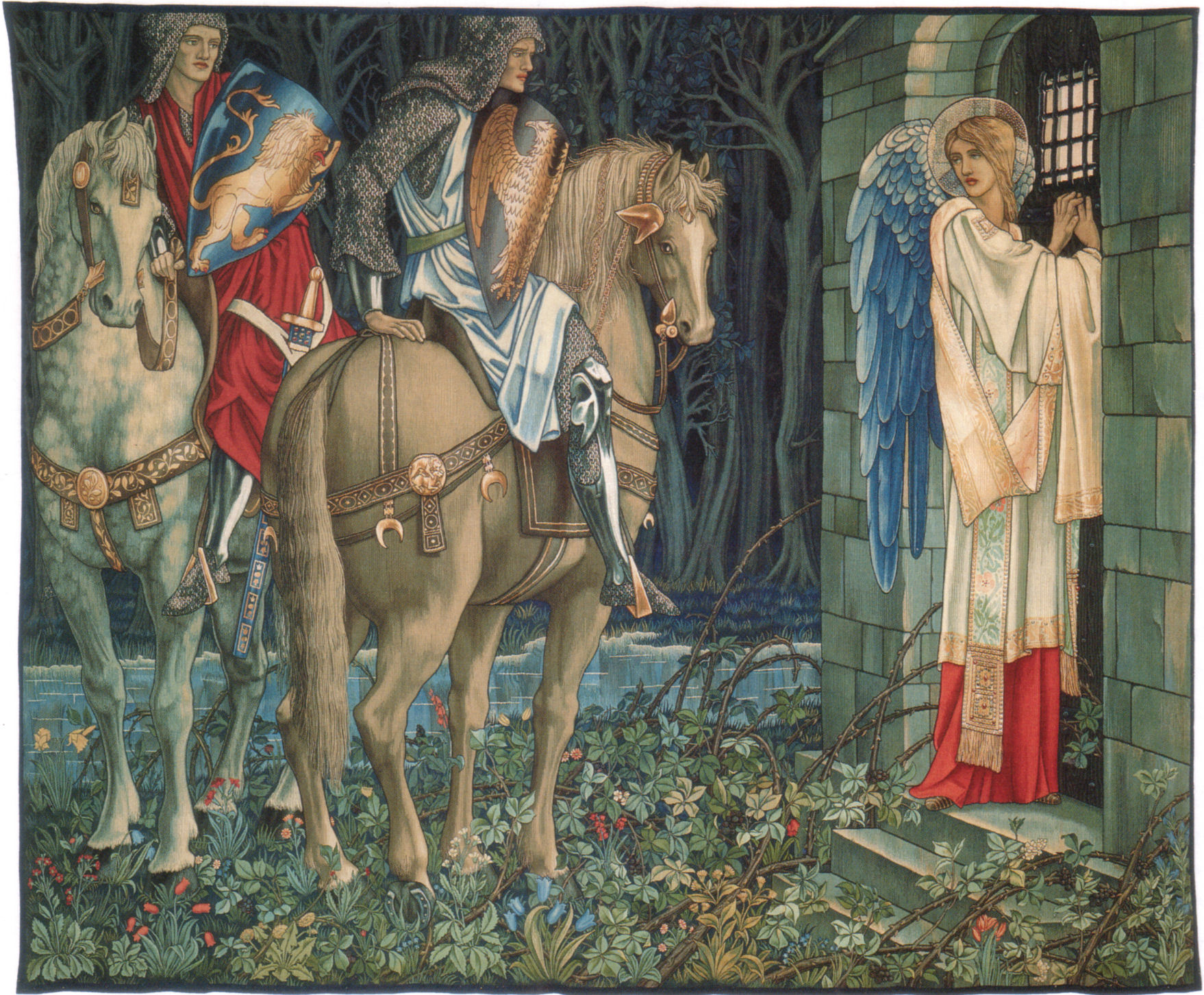 """an analysis of the sir gawain in the 14th century middle english chivalric romance What does a chivalric romance really represent in """"sir gawain and the late 14th-century middle english christian symbolism and chivalric ideals."""