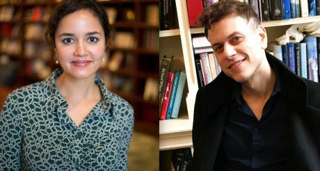 Priya Nelson and Joe Calamia