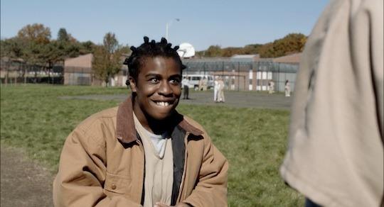 Uzo Aduba as Crazy Eyes, <i>Orange Is the New Black</i>, Season 1, Episode 3