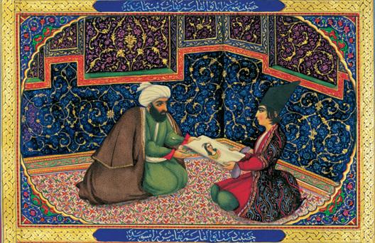 arabian nights gender changing world