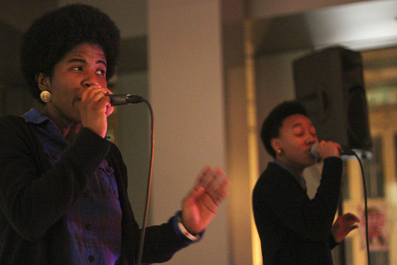 <i>TheeSatisfaction</i>. Photograph courtesy of Blaine Ewig / Flickr