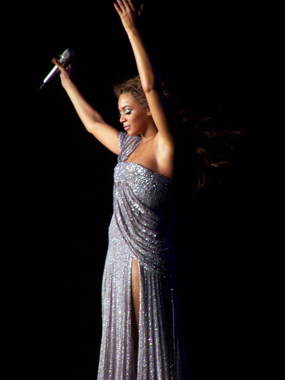 <i>Beyoncé in Tour </i> / Wikimedia Commons