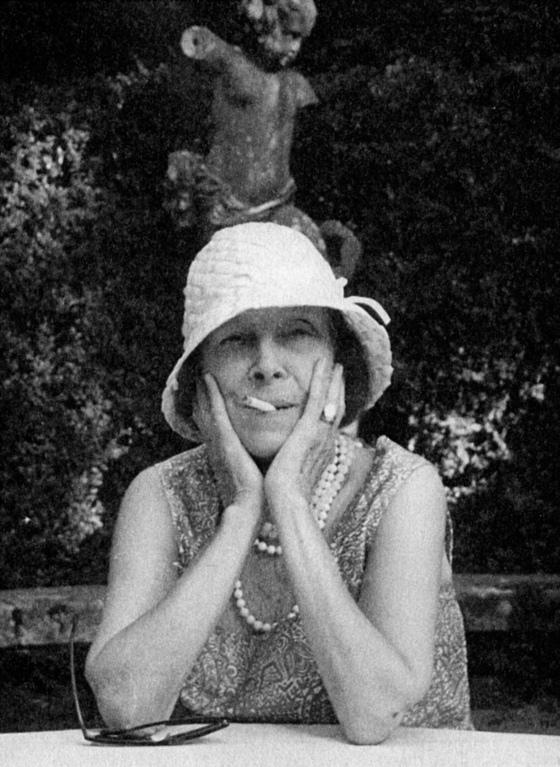 Photographer unknown, <i>Mimi Pecci Blunt</i>, Archivo Milton Gendel, Rome