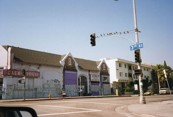 <i>South Central Los Angeles</i>. Photograph by David Holt / Flickr
