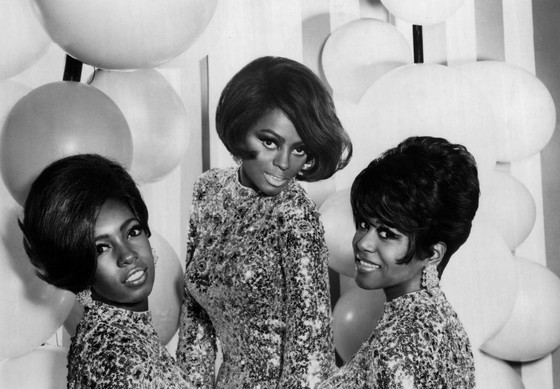 Diana Ross and The Supremes in 1967. Photograph by GAC-General Artists Corporation-IMTI-International Talent Management Inc / Wikimedia Commons