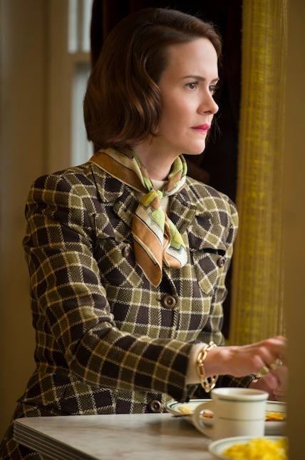 Sarah Paulson in <i>Carol</i>. Image courtesy the Weinstein Company