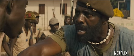 <i>Idris Elba as Commandant</i>