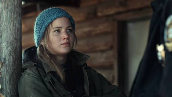 Jennifer Lawrence in <i>Winters Bone</i>