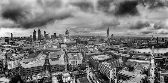 <i>London Panorama</i> (2012). Photograph by Luc Merceli / Flickr