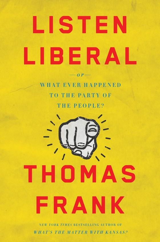 BOOK LAUNCH: THOMAS FRANK
