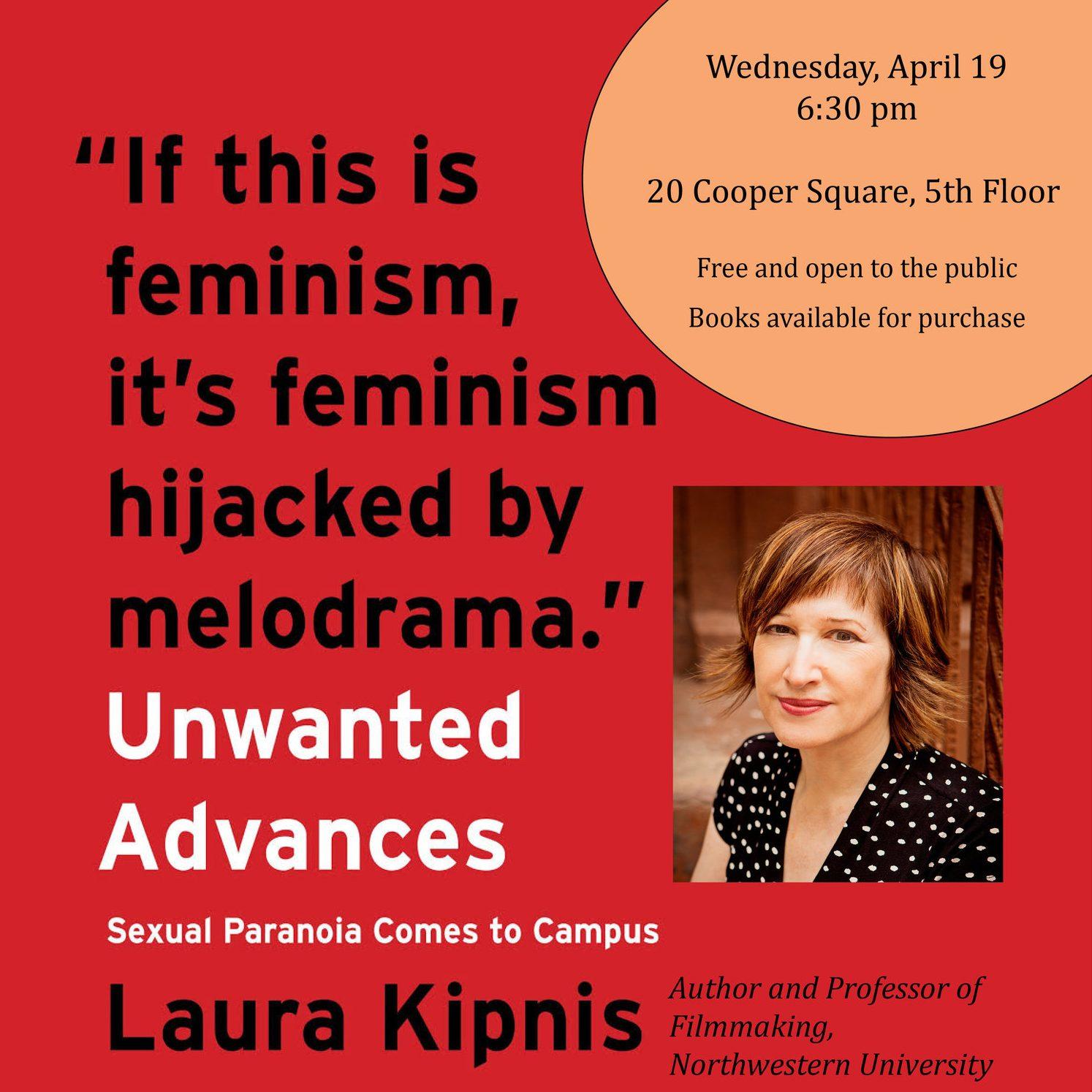 Laura Kipnis In Conversation With Shamus Khan