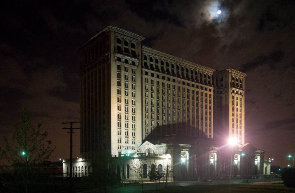 Michigan Central Rail Road Station, Detroit (2013)