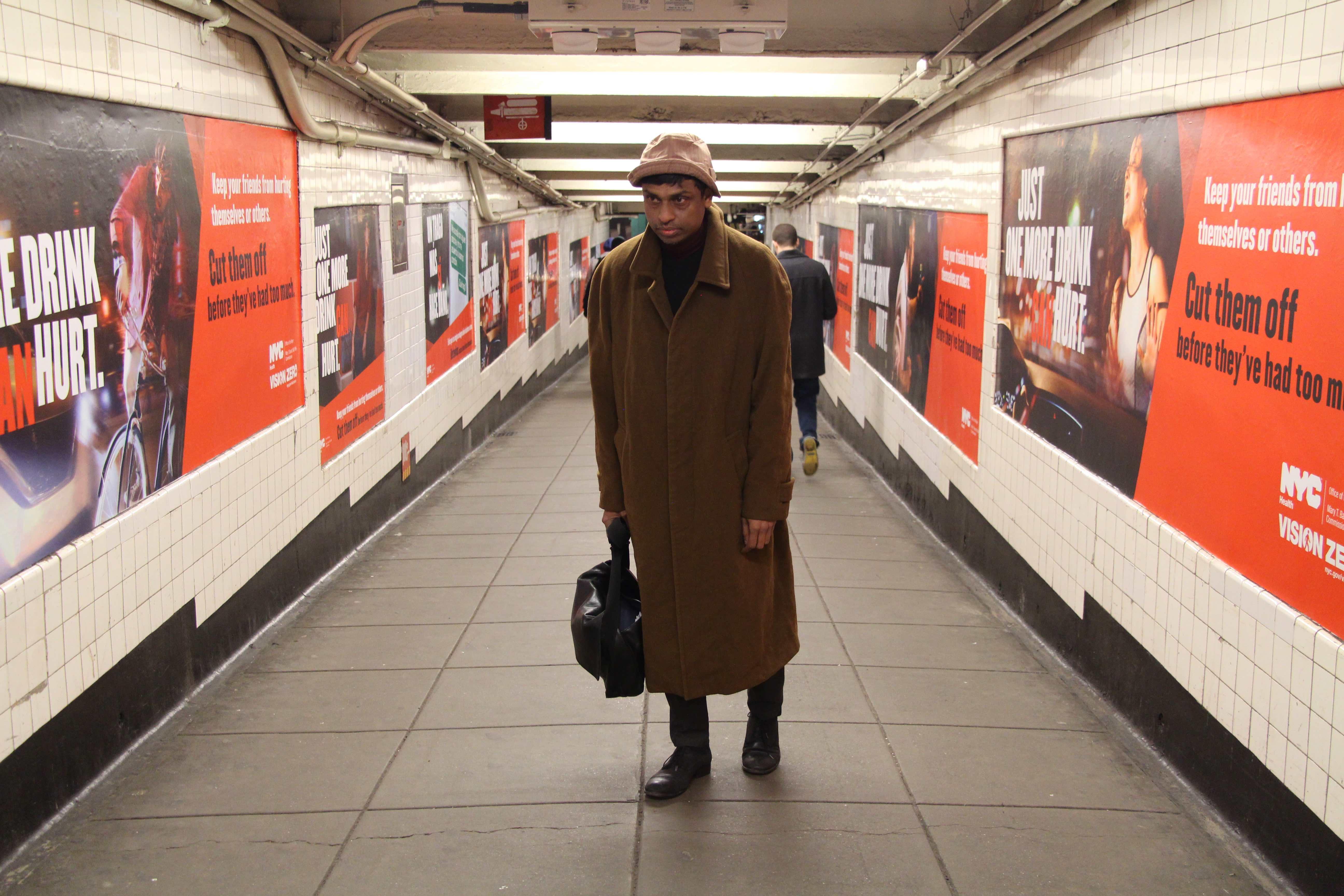 george tooker subway