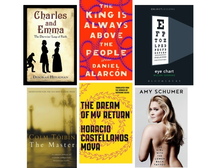 On Our Nightstands: November 2017