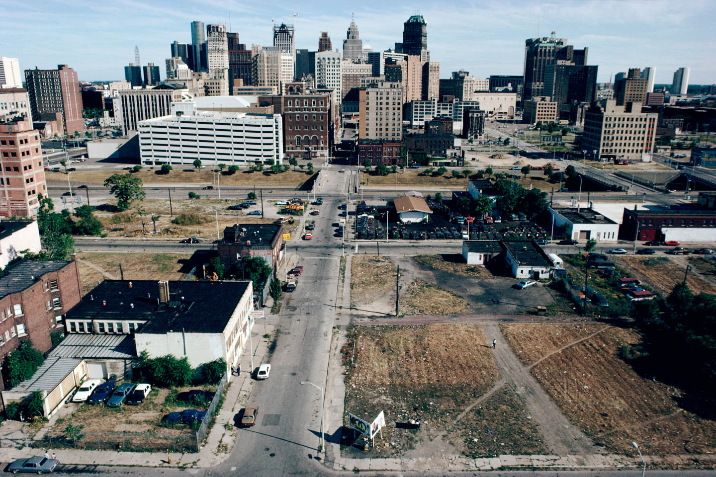Detroit Is No Dry Bones Photos Of A Surviving City