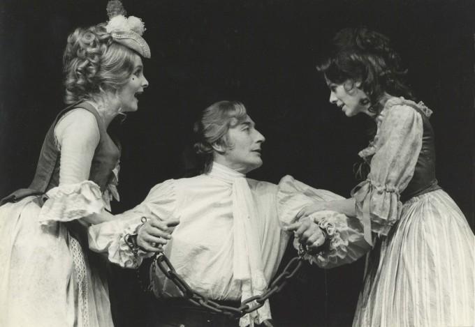 the opera beggars gay John