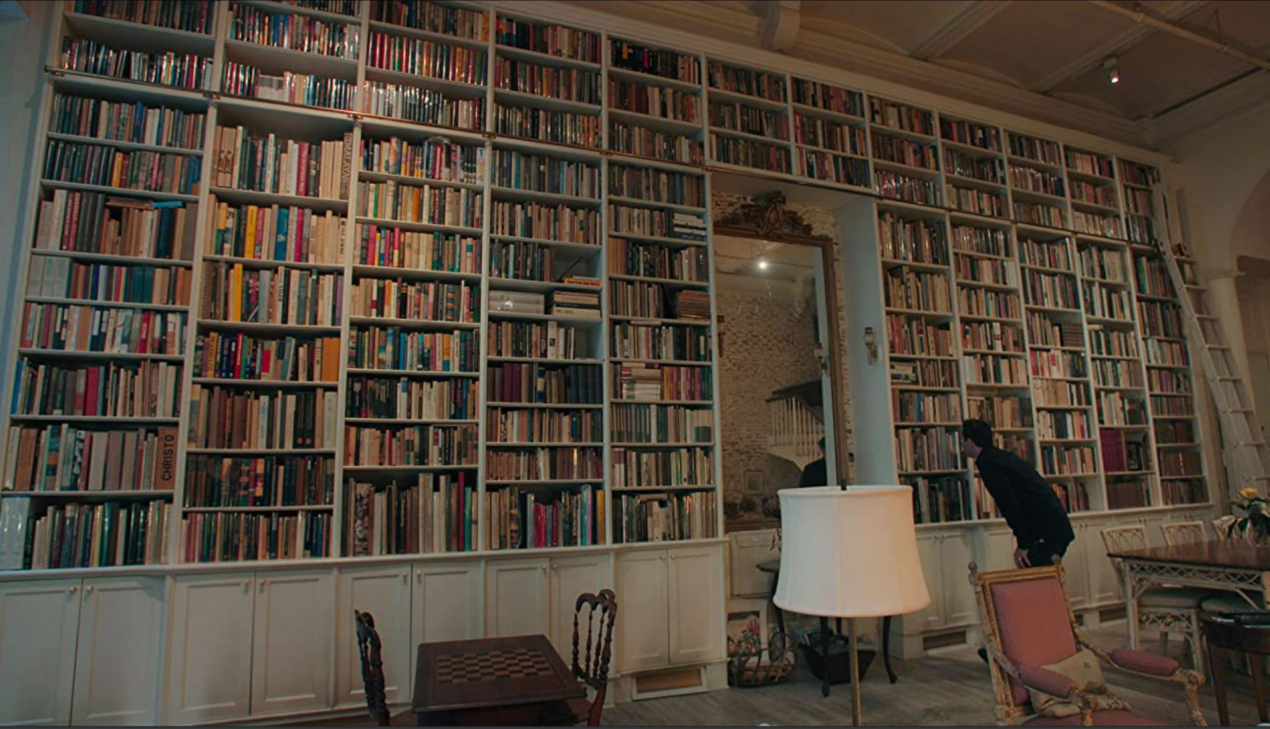 What's in a Bookstore?
