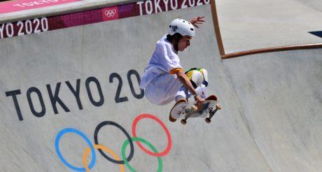 Skateboarding Tokyo 2020