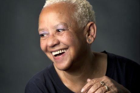 Portrait of Nikki Giovanni University Distinguished Professor, English.